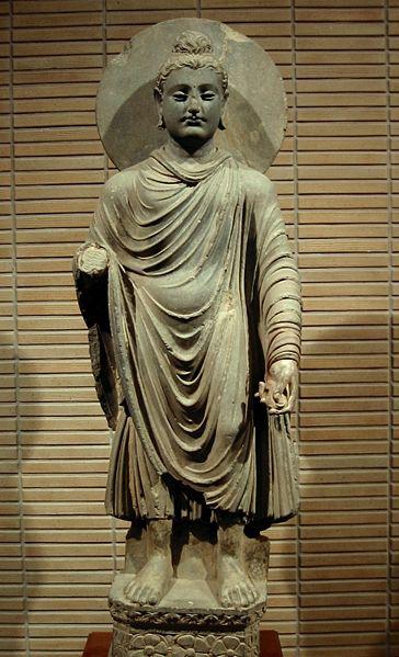 meta-histoire et étude du codex nag hamadi par John lash - Page 3 Buddhagandhara01